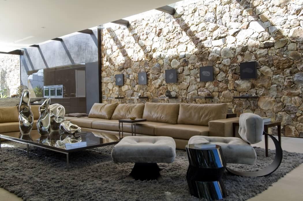 salas decoradas modernas