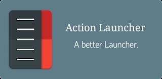 تطبيق Action Launcher