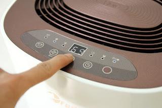 Mua Máy hút ẩm dân dụng FujiE HM 916EC mini giá rẻ ở đâu tại TPHCM