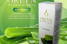 Orlyn Aromateraphy Shampoo NASA Atasi Bau Rambut dan Ketombe
