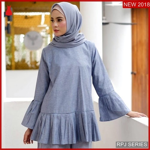 RPJ162A171 Model Atasan Aminah Cantik Blouse Wanita