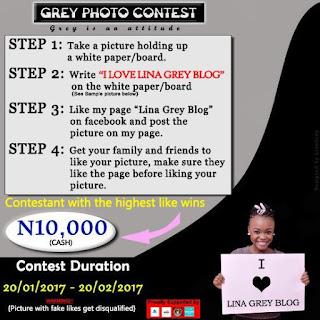 Grey Photo Contest