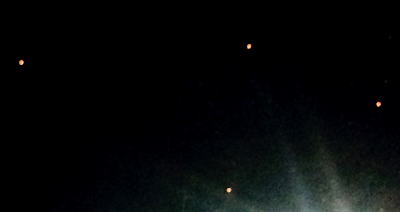 Security Guard Snaps Pics of UFOs While on Duty - Oxnard, Ca 11-15-14