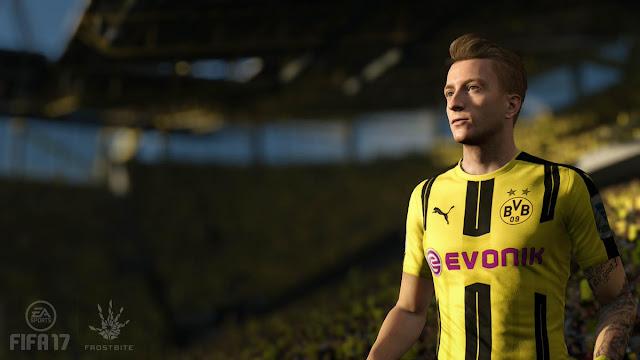 Saiba mais das novidades do FIFA 17