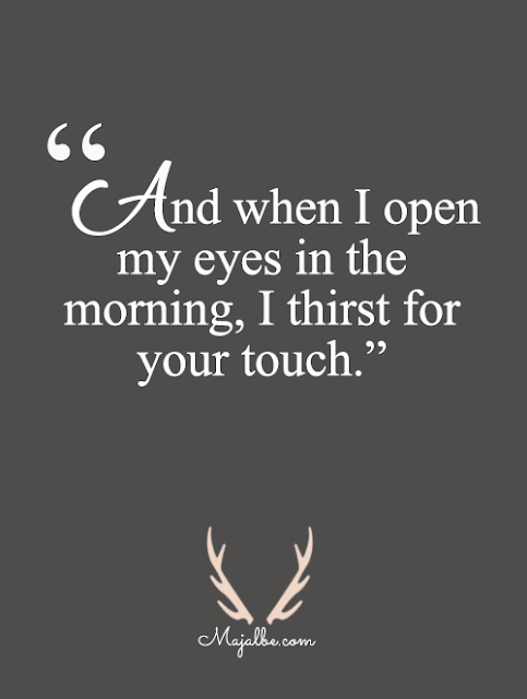 Eagerness Love Quotes