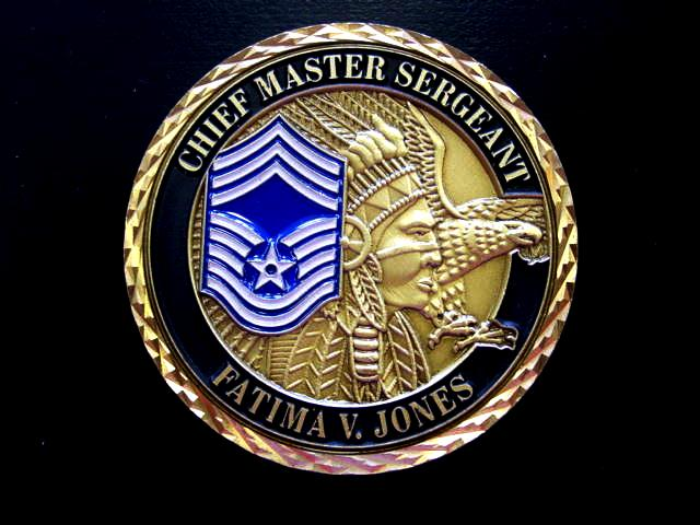 Challenge coin design: 3-D vs  2-D relief in challenge coins
