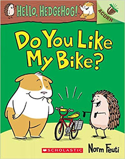 Hello, Hedgehog! Do You Like My Bike?