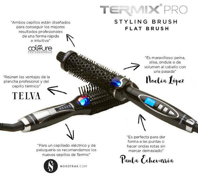 Termix Pro Styling Brush