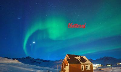 Traveling Greenland