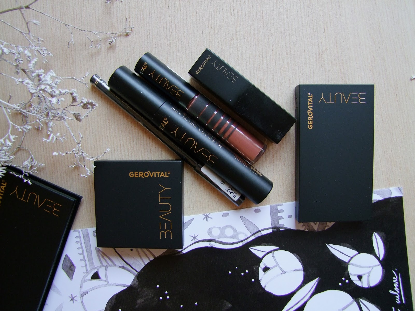 Shopping Therapy Gerovital Beauty Primele Impresii