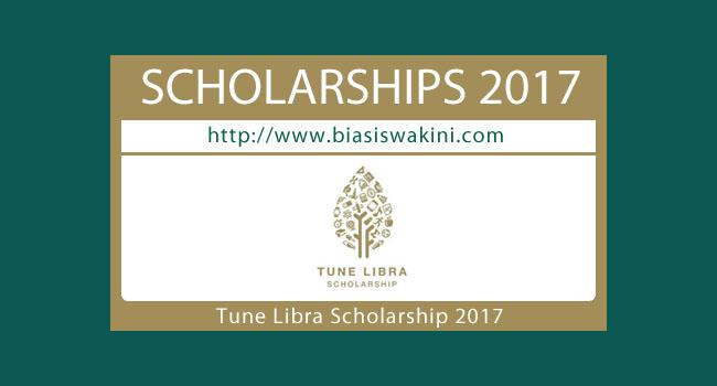 Tune Libra Scholarship 2017