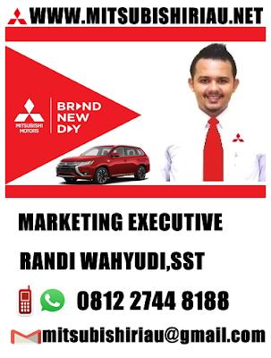 marketing xpander pekanbaru