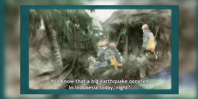 Unsur Indonesia yang terdapat pada anime Computer Kokumei Saikyou x Saisoku no Zunou Tanjou