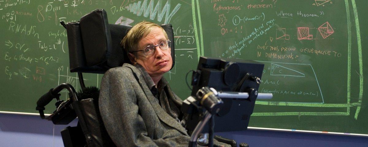 A Trajetória de Stephen Hawking