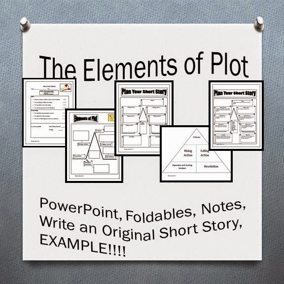 The Elements of Plot