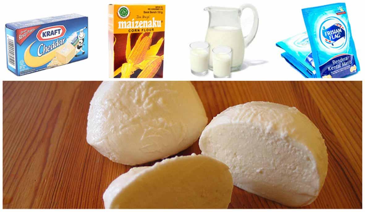 Resep Membuat Keju Mozarella Sederhana Yang Enak dan Simple!