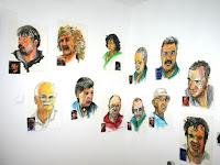 Ive Petrović Michelangelo, izložba, Supetar slike otok Brač Online
