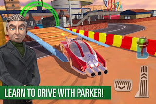 Parker's Driving Challenge Mod APK Unlimited Money