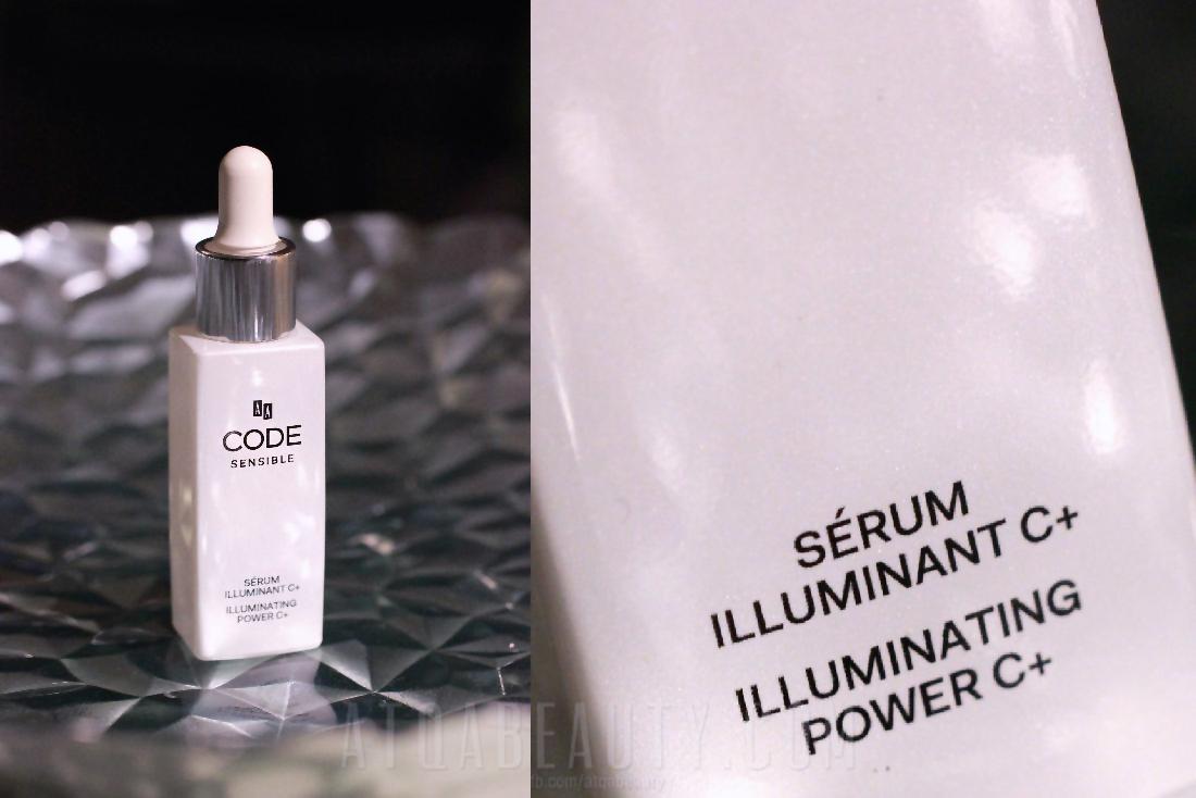 AA Code Sensible, Serum Illuminating Power C+
