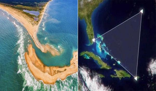 Pulau Berbahaya Misteri Tiba-Tiba Muncul Di Perairan Segitiga Bermuda