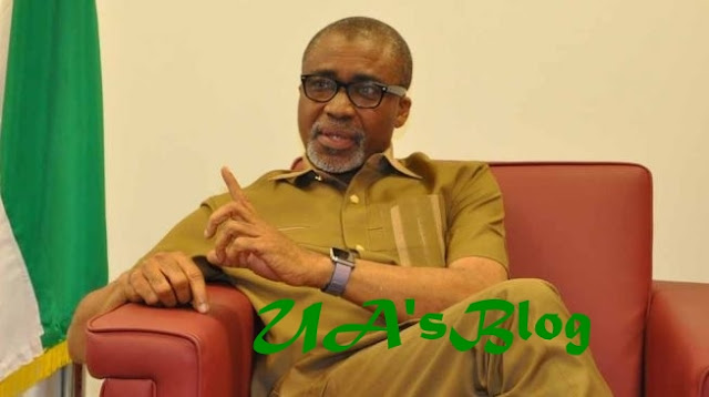 Why Buhari can't do anything even as I criticise him – Enyinnaya Abaribe