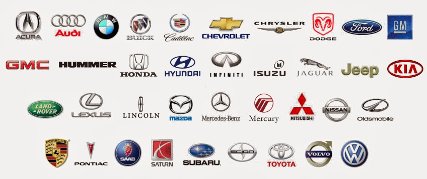 All Car Brands In The World