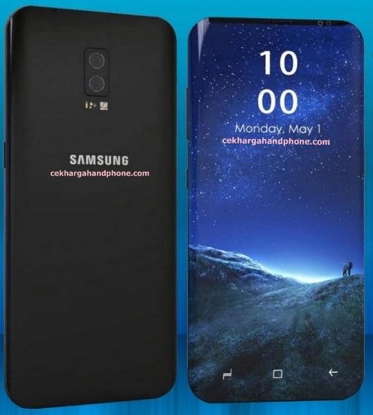 Bocoran Desain Samsung Galaxy S9