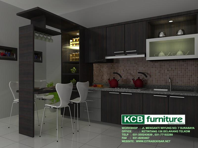 Kcb Furniture Harga Dapur Minimalis Surabaya