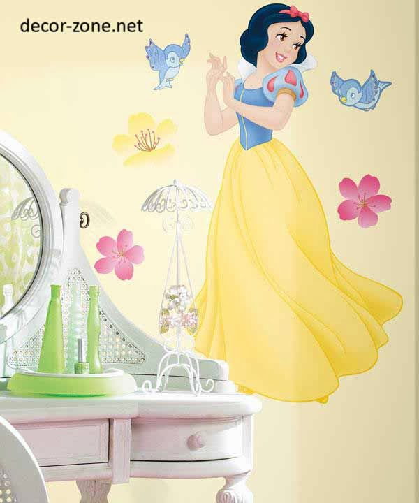 wall decor, wall stickers for the girls bedroom designs