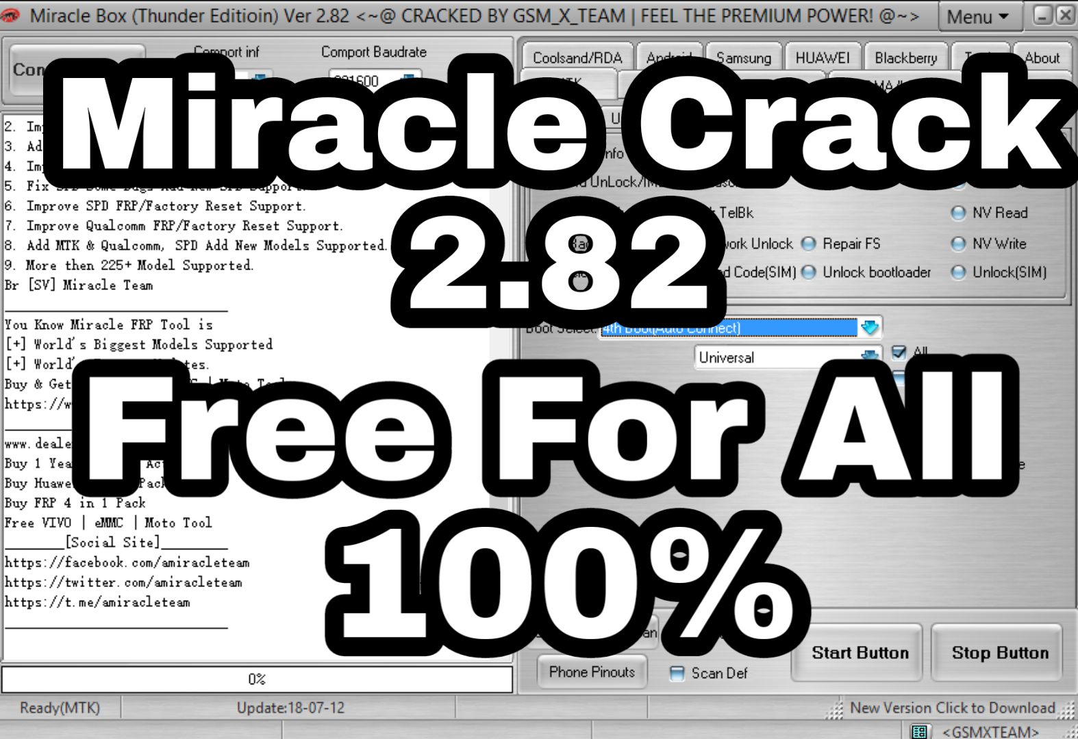 Miracle Crack 2 82 Free Download Here - Gsm Helper Team