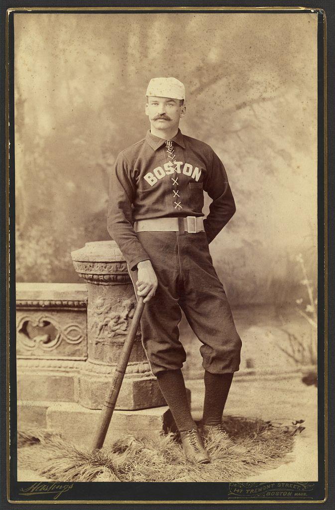 Vintage Baseball Players 106
