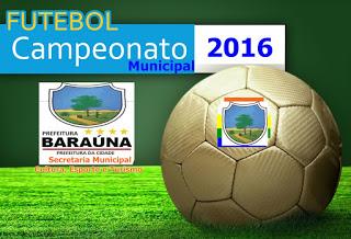 Confira resultados do fim de semana do Campeonato Municipal