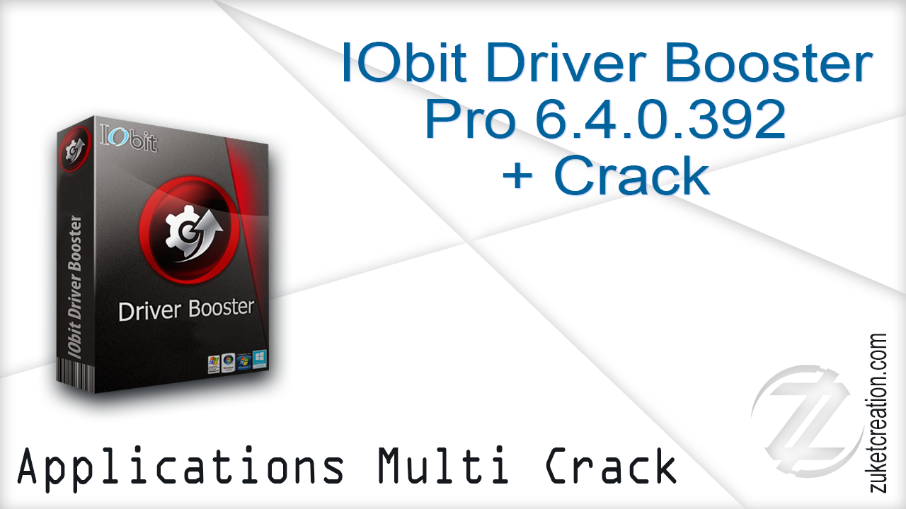 driver booster 6 pro with 2019 gift pack