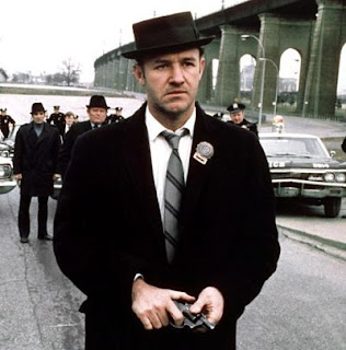 Gene Hackman as Popeye Doyle