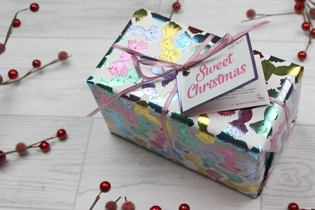 A review of Lush Sweet Christmas Gift Set