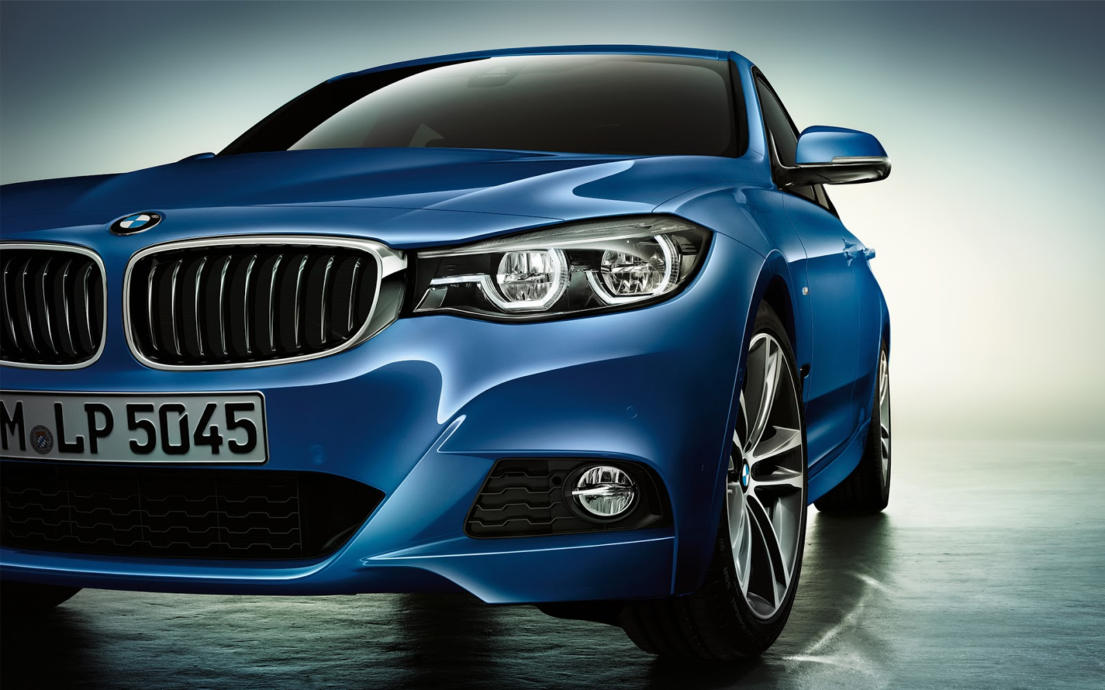 BMW Life: BMW F34 3 Series Gran Turismo Facelift Wallpapers