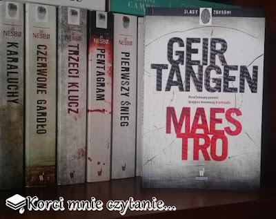 """Geir Tangen """"Maestro"""""""