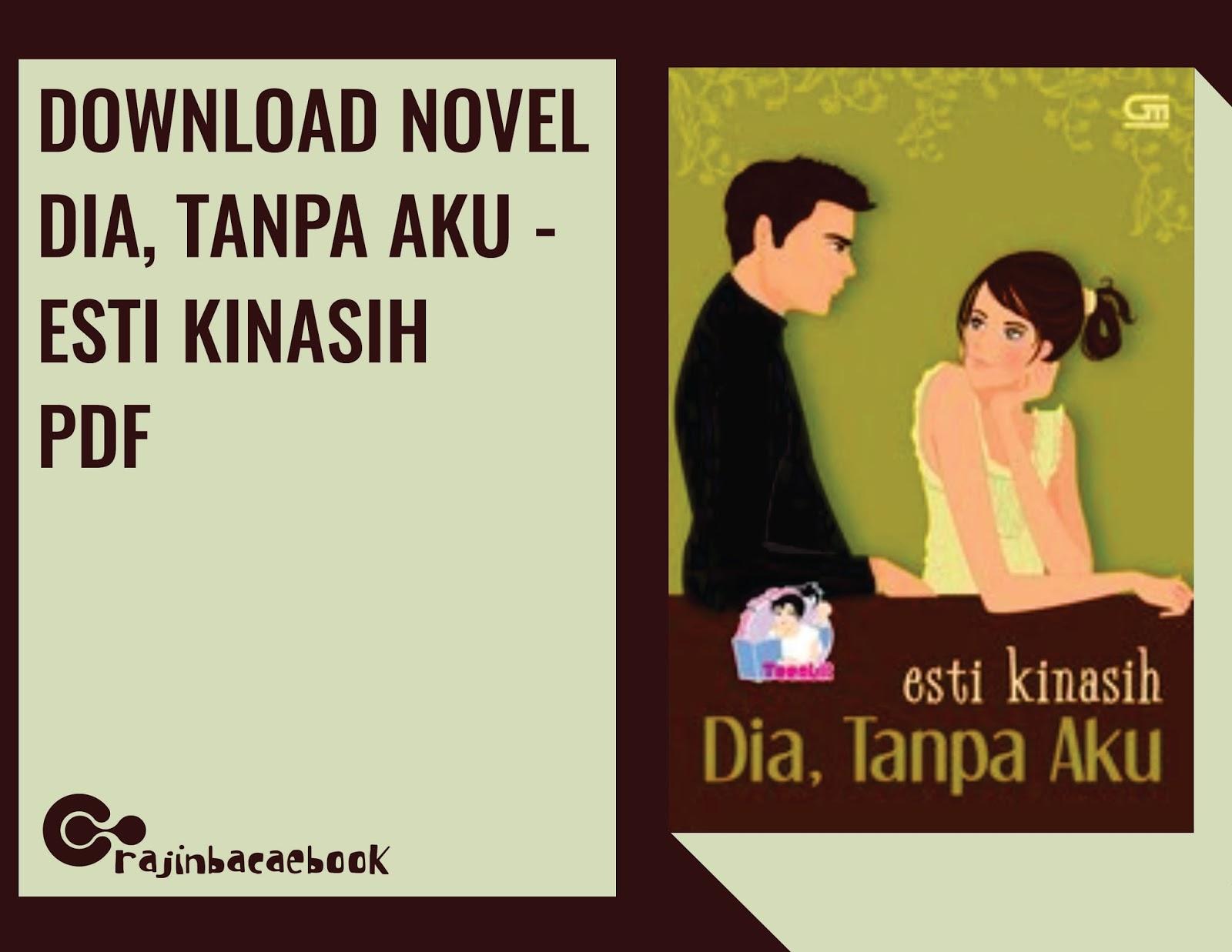 Ebook Novel Jingga Dan Senja
