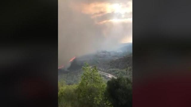 Νεκρός γνωστός chef μαζί με την οικογένειά του στη φωτιά στο Μάτι! Ανατριχιαστικό βίντεο που τράβηξε ο ίδιος λίγο πριν «χαθούν»!