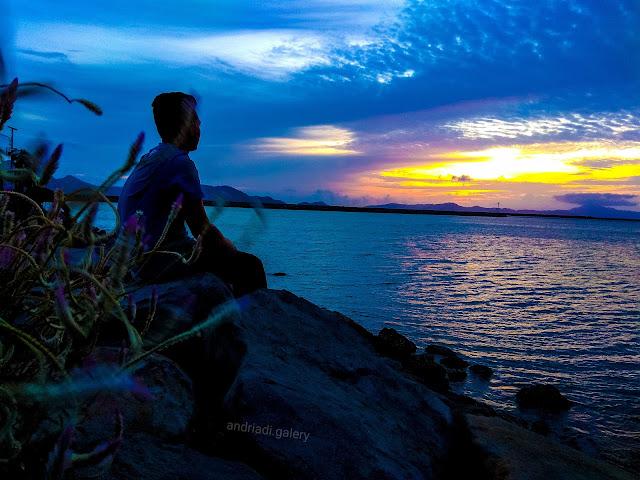 Sunset di Lampulo   Kota Banda Aceh   Photography