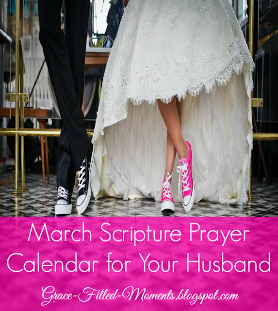 Marriage Prayer Calendars