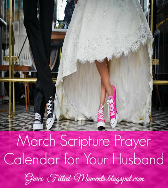 Marriage Prayer Calendars