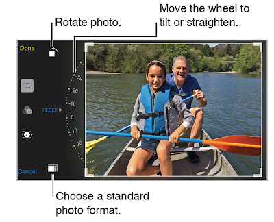 iPhone 7 Guide to Organize and Edit Photos and Videos