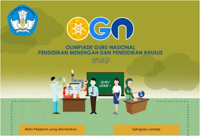 Juknis Pelaksanaan OGN SMA/SMK/SLB Tahun 2019