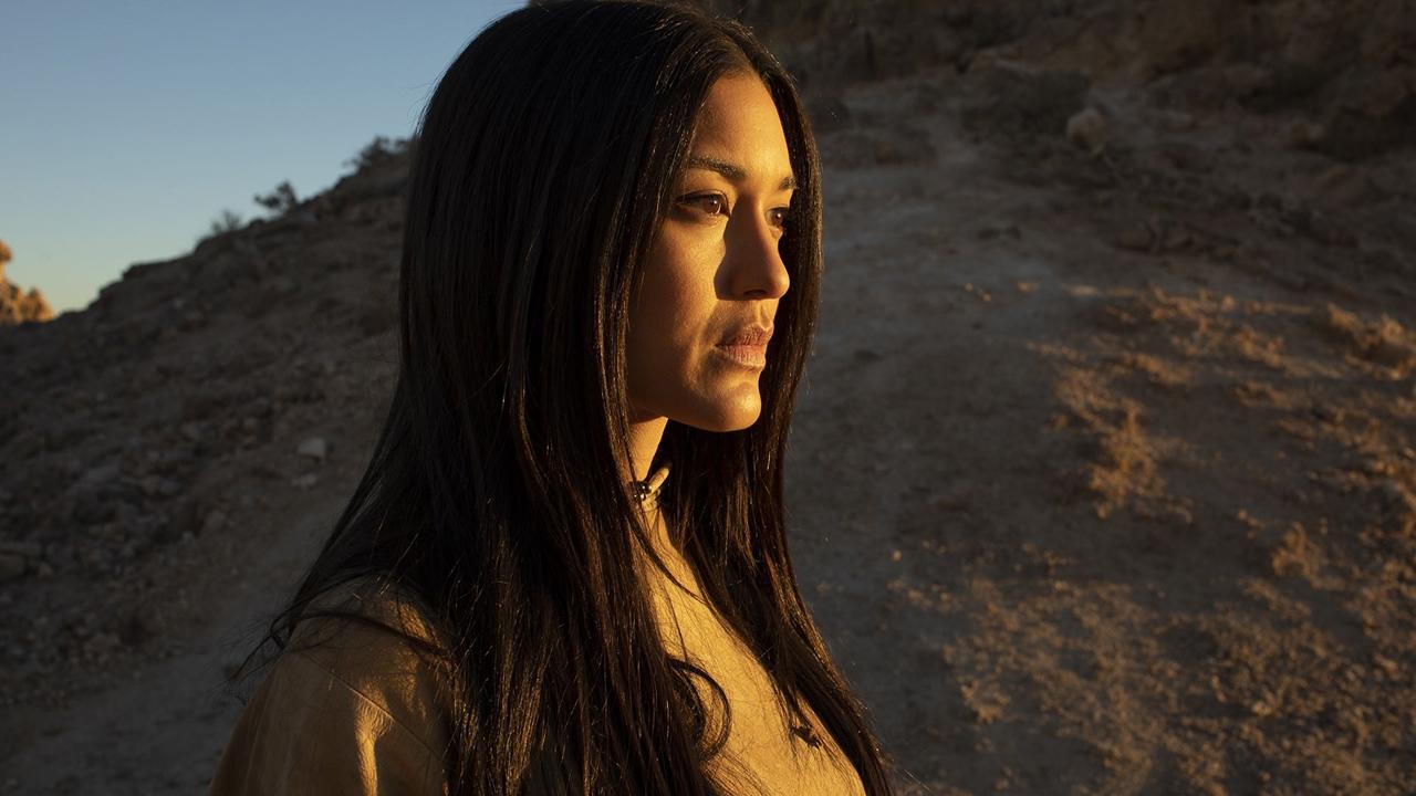 Fotografía de Kohana en el 2x08 de Westworld, Kiksuya