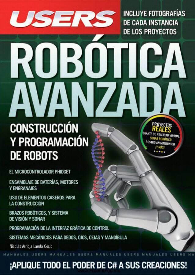 Aprender robotica desde cero cursos y libros pdf gratis for Aprender a cocinar desde cero pdf