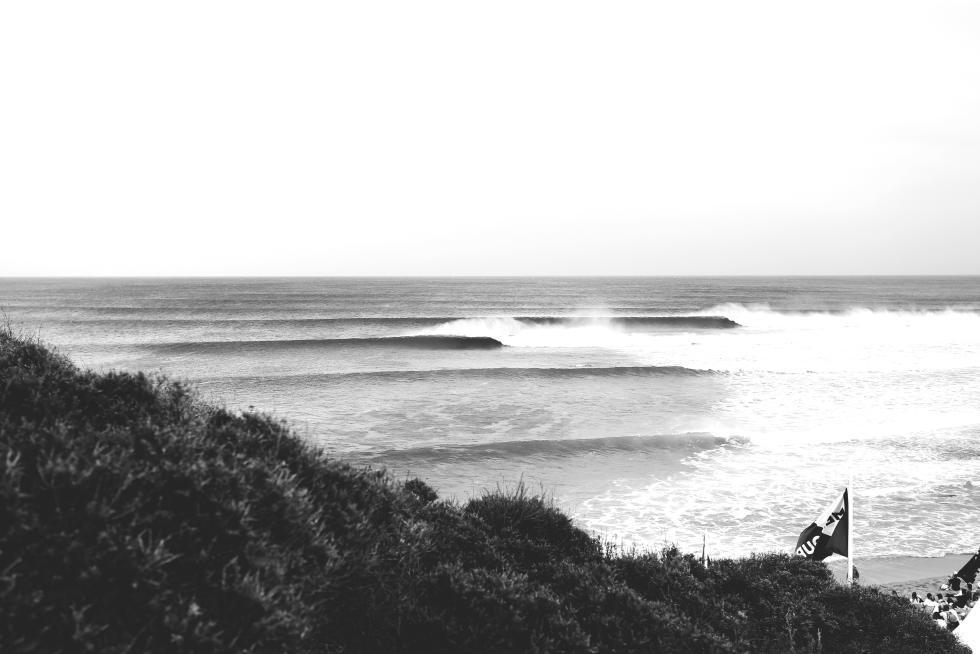 49 Lineup Rip Curl Pro Bells Beach Foto WSL Ed Sloane