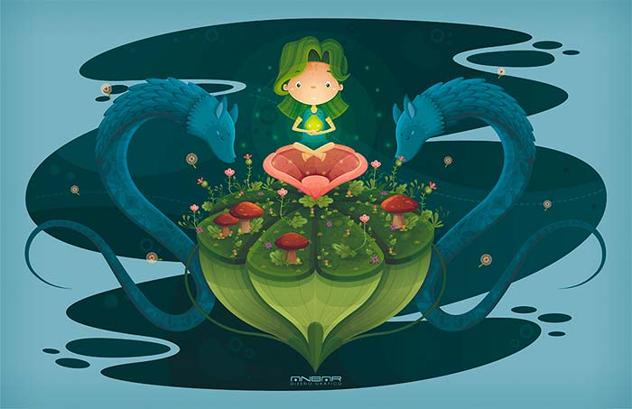 Ilustración de Andrés Salinas