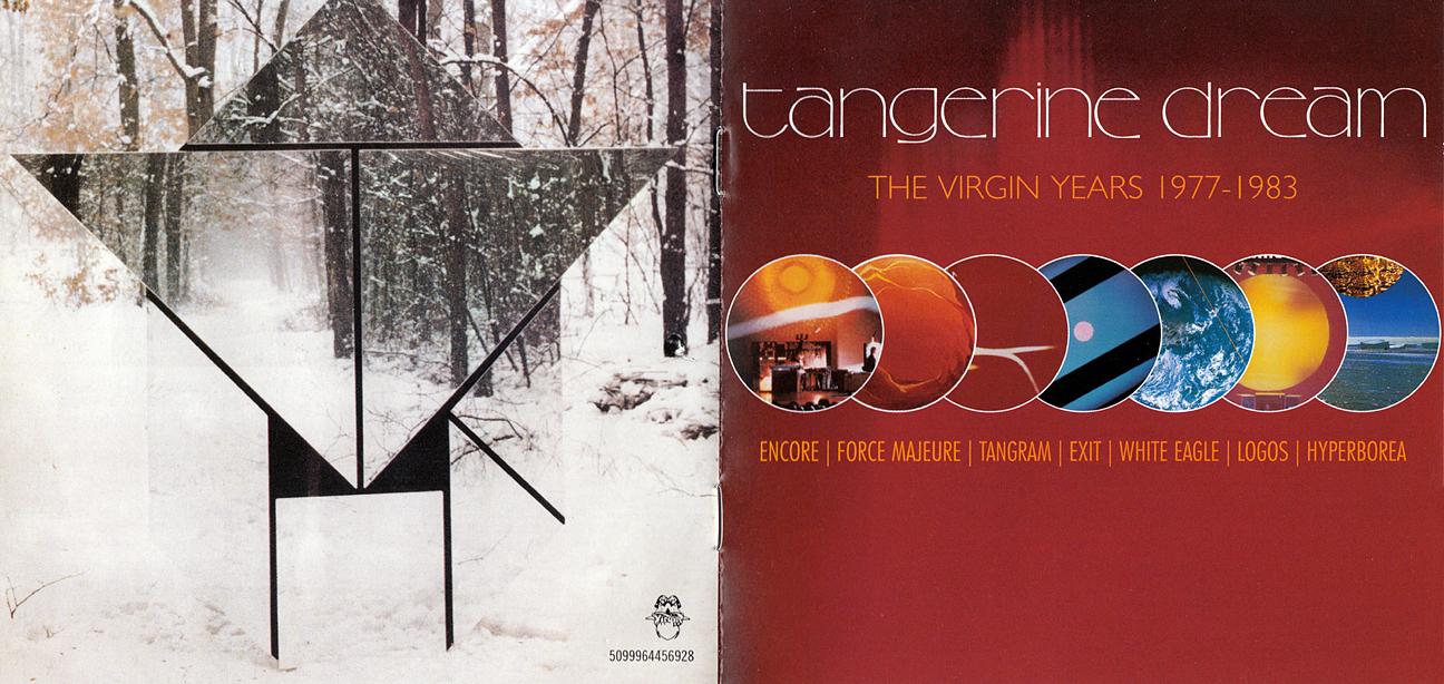The Zest Tangerine Dream The Virgin Years 1977 1983