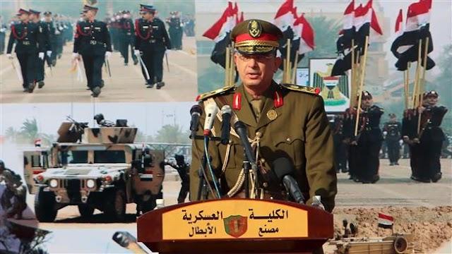 Syrian delegation in Baghdad discusses border security